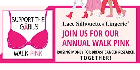 Support the Girls: Walk Pink 2021 tickets
