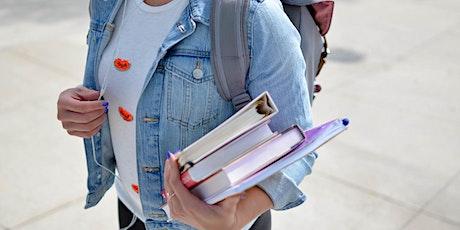 Campus Engagement Webinar - Marijuana's impact on college campuses tickets
