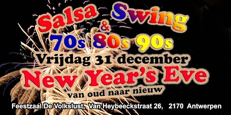 Salsa Swing New Year's Eve tickets