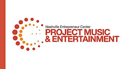 Project Music & Entertainment [Virtual] Showcase tickets