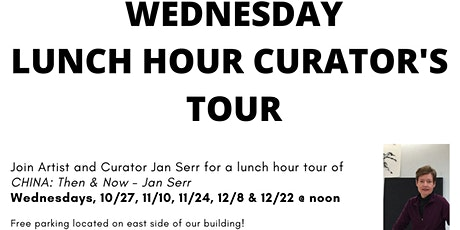 Wednesday Lunch-hour Curator's Tour with Jan Serr tickets