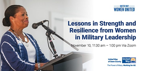 Lessons in Strength and Resilience from Women in Military Leadership tickets