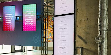 Ben Grosser: Artist Talk and Tour of Software for Less tickets