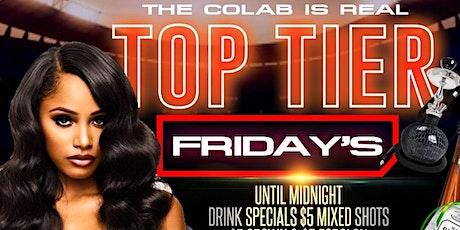 Top Tier Friday's @ HAZE Nightclub tickets