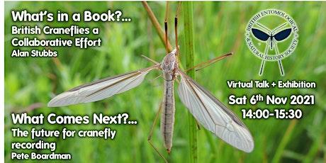 Cranefly Virtual Talks (BENHS) tickets