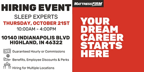 East Chicago Live Hiring Event tickets