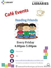 Children's Reading Friends tickets