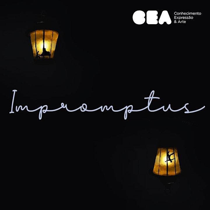 imagem IMPROMPTUS - CEA- Cooperativa de Ensino Artístico CRL