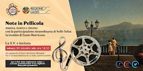 Note in Pellicola biglietti