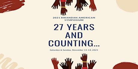 2021 Rwandan American Symposium tickets