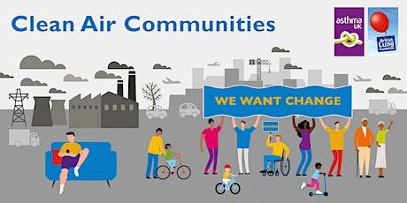 Clean air communities summit - COP26 tickets
