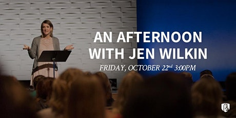 An Afternoon with Jen Wilkin tickets