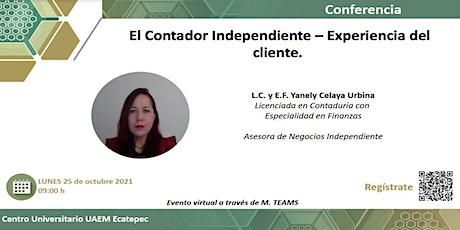 El Contador Independiente - Experiencia del Cliente biglietti