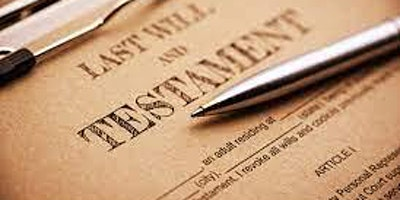 Post Purchase Workshop: Wills and Trusts (VIRTUAL)