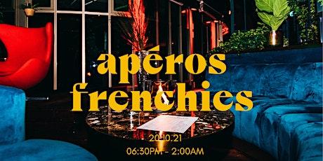 Apéros Frenchies - Frankfurt - International Afterwork Tickets