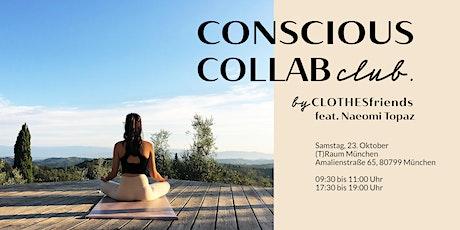 Conscious Collab Club // Yoga Happening Tickets