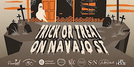 Trick or Treat on Navajo Street tickets