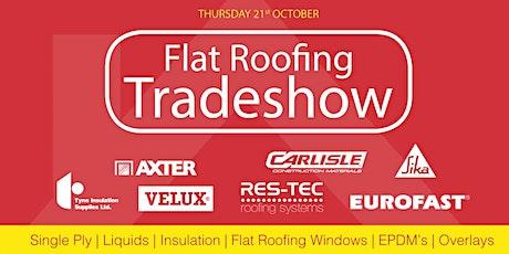 Leeds Flat Roofing Tradeshow tickets