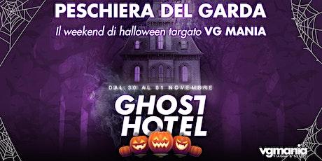 GHOST HOTEL @ LAGO DI GARDA - HALLOWEEN WEEKEND biglietti