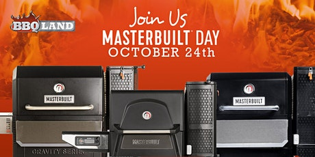Masterbuilt BBQ Smokers Demo Day, Come and See the Entire Range in Action tickets