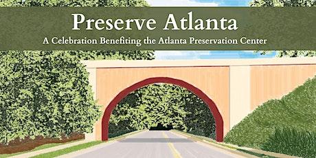 A Celebration Benefiting the Atlanta Preservation Center tickets