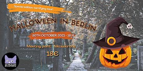 The Hidden Side. Berlin Halloween's spooky tour! tickets