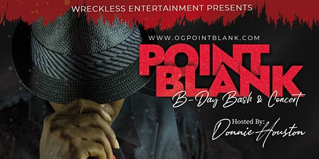 POINT BLANK BIRTHDAY BASH & CONCERT tickets