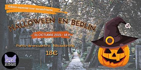 La cara oculta. El espeluznante tour de  Halloween en Berlín entradas