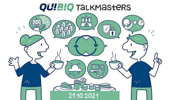 IAMCP Business Talk Hamburg & QUIBIQ Talkmasters: Bild