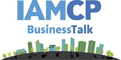 IAMCP Business Talk Hamburg & QUIBIQ Talkmasters Tickets