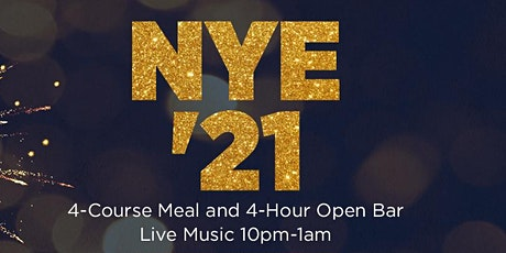 New Year's Eve Party 2021 - Ramsey tickets