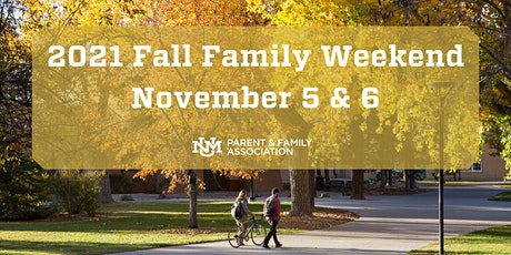Fall Family Weekend tickets