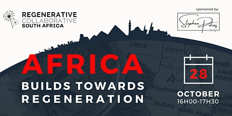 RCSA: Regenerative Design In Africa tickets
