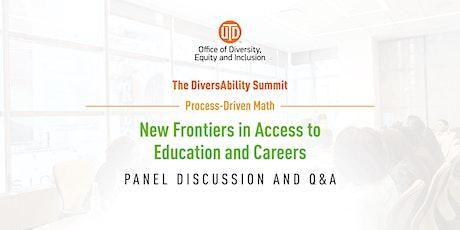 The 2021 DiversAbility Summit: Process-Driven Math tickets