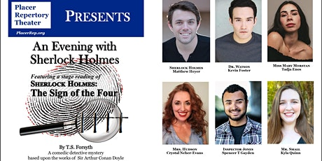 An Evening with Sherlock Holmes tickets