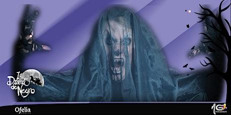 La Dama de Negro Función de Halloween 31 de octubre a las 20:30 Hrs. boletos