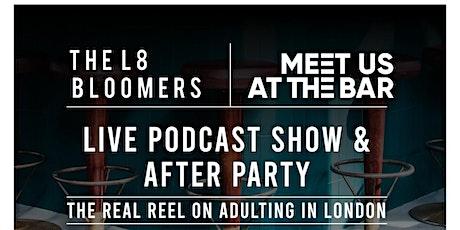 LIVE PODCAST SHOW & PARTY! SPONSORED BY WRAY & NEPHEW tickets