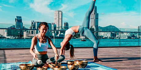 Forrest Yoga at the Park x Sweaty Betty | Full Moon Yoga &  Sound healing tickets