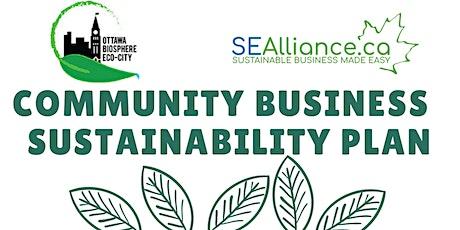 OBEC & SEAlliance Business Sustainability Plan Workshop tickets