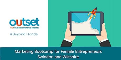 Beyond Honda: Marketing Bootcamp Female Entrepreneurs tickets