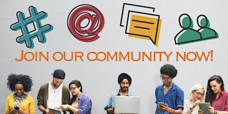 Social Media Engagement tickets