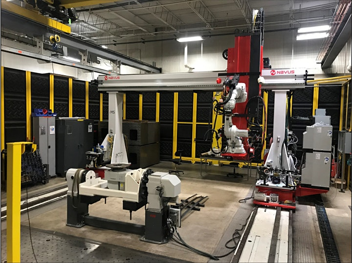 Large Scale Additive Manufacturing image
