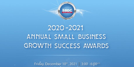 2020-2021 Annual NJSBDC Small Business Growth Success Awards tickets