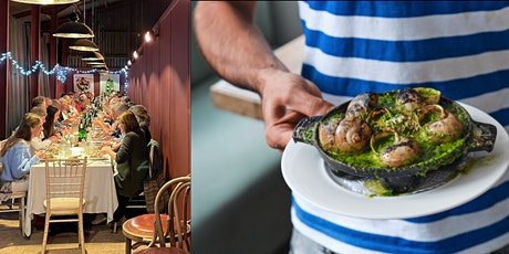 William Sitwell's Supper Club at Rooks Nest with L'Escargot Sur Mer tickets