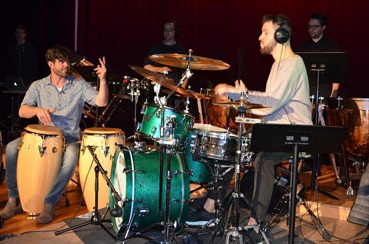 Afbeelding van Klinken Percussie Festival