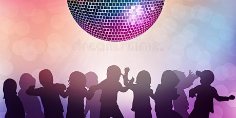 St. John's School Disco SESSION THREE  from 7:15-8pm tickets