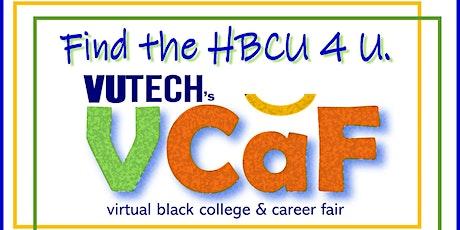 Virtual Black College & Career Fair: VCaF tickets