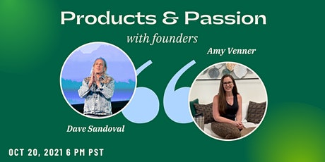 Purium's Products & Passion tickets