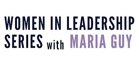 Women in Leadership Series tickets