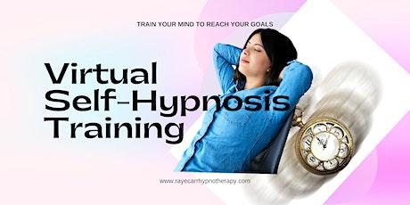 Virtual Self-Hypnosis Training tickets